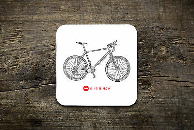 Devoto Retro Classics Ritmo Rc200 Coaster-bike Ninja Mtb-