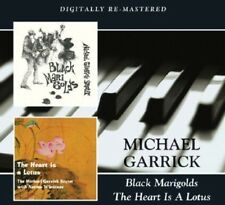 Michael Garrick - Black Marigolds / the Heart Is a Lotus [New CD] UK - Import