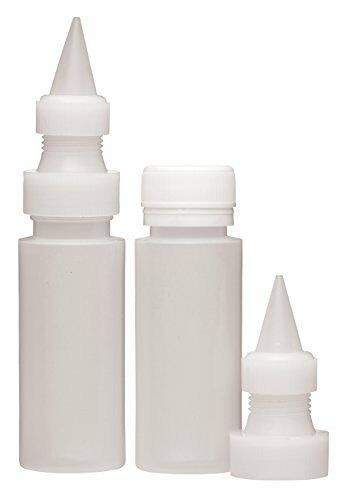 Set of 2 Sweetly Does It Icing Bottles