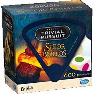 Trivial Pursuit Herr Der Ringe Spanisch A Game Of Tisch Ebay