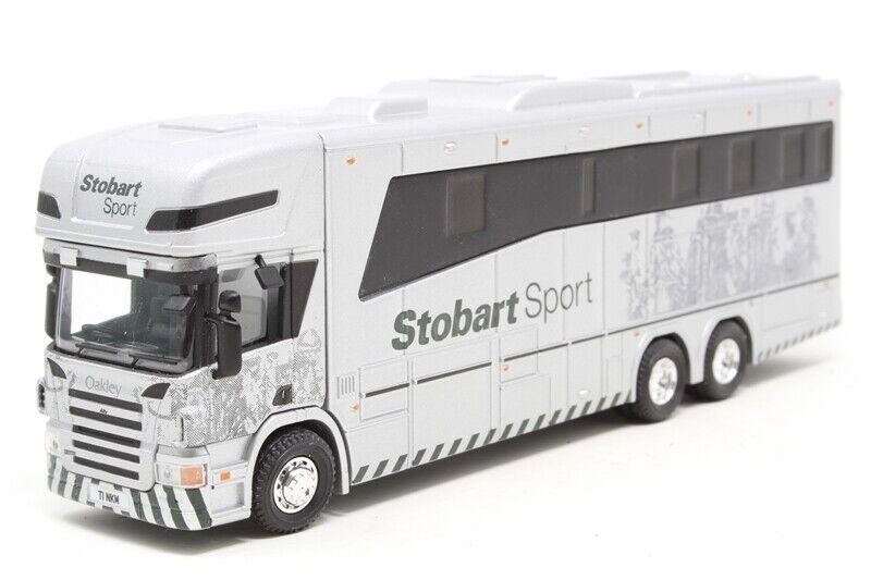 Oxford Diecast 1 76 Scale Eddie Stobart Sport Scania Scania Scania Horsebox 76SCA03HB 1c6bd5