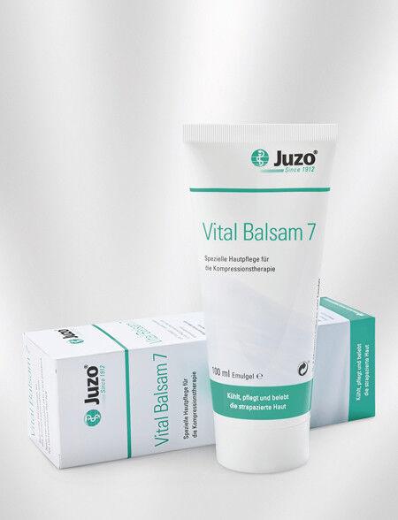Juzo Original Spezielle Hautpflege für die Kompressionstherapie 100 ml NEU/OVP