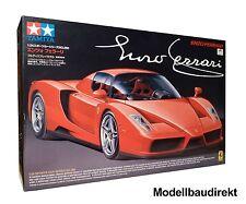 Enzo Ferrari Maßstab 1:24 Tamiya 24260 Bausatz NEU & OVP