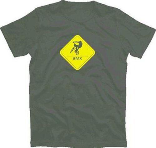 BMX conducteur Crossing II vélo Cyclistes t-shirt s-xxxl