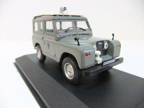 ALTAYA 1 43 Land Rover 88 POLICÍA ARMADA (1960) (1960) (1960) da5292