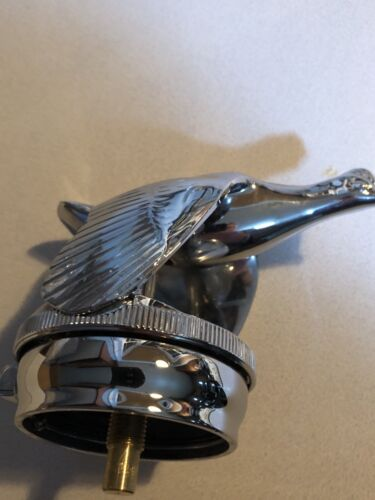 1928 1929 Ford Quail Thermometer