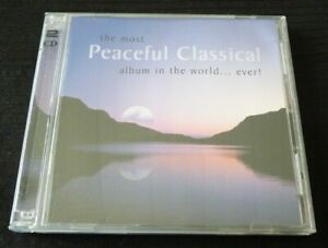 Double-CD-The-Most-Peaceful-Classical-Album-in-the-World-EMI-Canada-Records