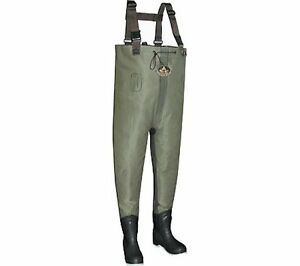 Proline pro line chest fishing boot foot wader 200g for Chest waders for fishing