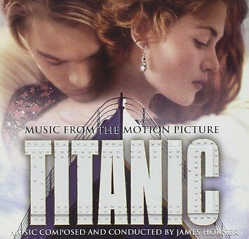 1 of 1 - Titanic [Music from the Motion Picture] by James Horner (CD, Feb-2004, Sony...