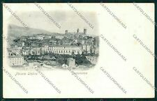 Terni Nocera Umbra Alterocca cartolina QK4534