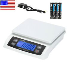 66 Lbs Lcd Digital Postal Transportation Scale Electronic Scale Dc 6v Adapter