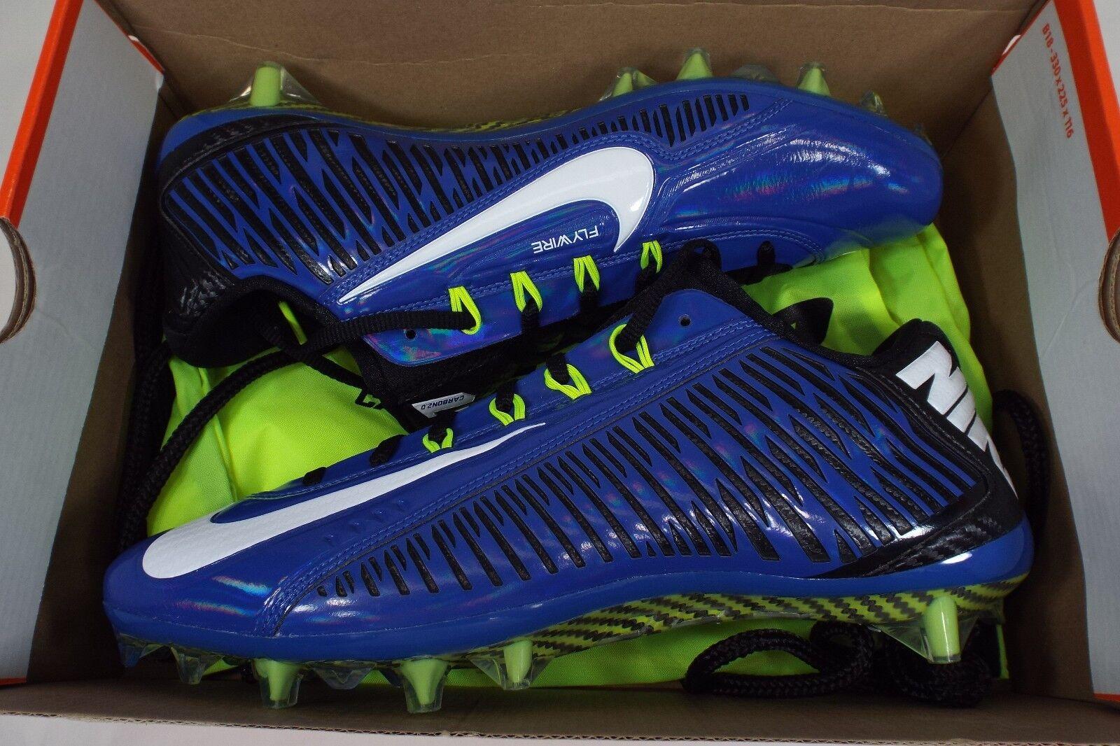 neue männer - nike elt 2014 td 10,5 nike - vapor blauer fußballschuhe schuhe 160 631425-411 e013a5