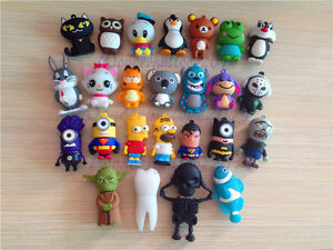 25-kinds-of-Cartoon-8GB-Flash-Memory-Stick-Pen-Drive-U-Disk-USB-2-0-lot-Gift