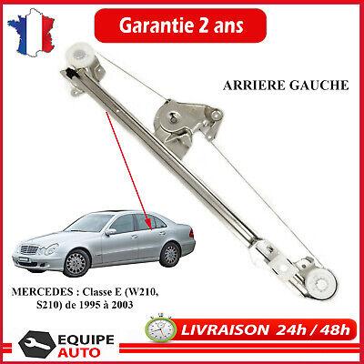 Electrique Lève vitre arrière gauche sans moteur pour Classe E Combi w210 s210