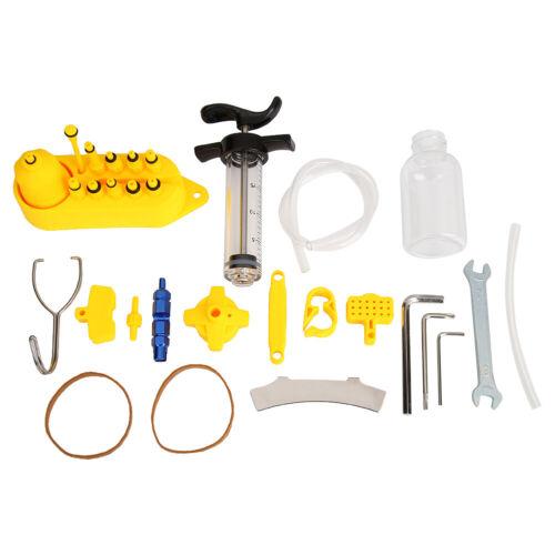 Bicycle Hydraulic Disc Brake Oil Tool MTB Repair Tool Kit for SHIMANO SRAM MAGUR
