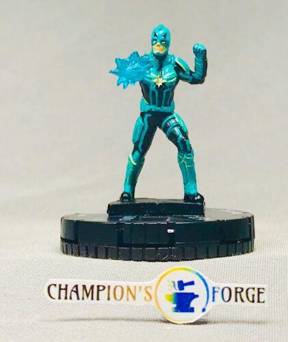 Heroclix Captain Marvel Movie Gravity Feed ~ Yon Rogg #006 Common w// Card
