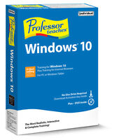 Professor Teaches Windows 10------for Pc Or Windows Tablet----=brand
