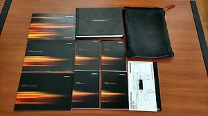 mclaren mp4 12c complete owners manual set oem ebay rh ebay com mclaren mp4-12c manual transmission McLaren P1
