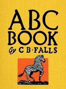 ABC-Book-by-Falls-C-B-NEW-Book-FREE-amp-FAST-Delivery-Paperback