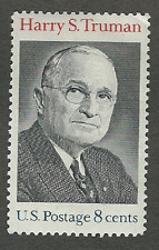 Scott #1499... 8 Cent...Truman... 50 Stamps...MNH