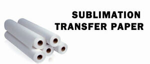 "Qty 1 Tacky Dye Sublimation Paper 24"" Mutoh Roland Mimaki Beaver Sawgrass (CA)"