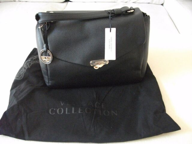 221a2bf6a582 Versace Collection Women s Borsa Manico Corto Handbag
