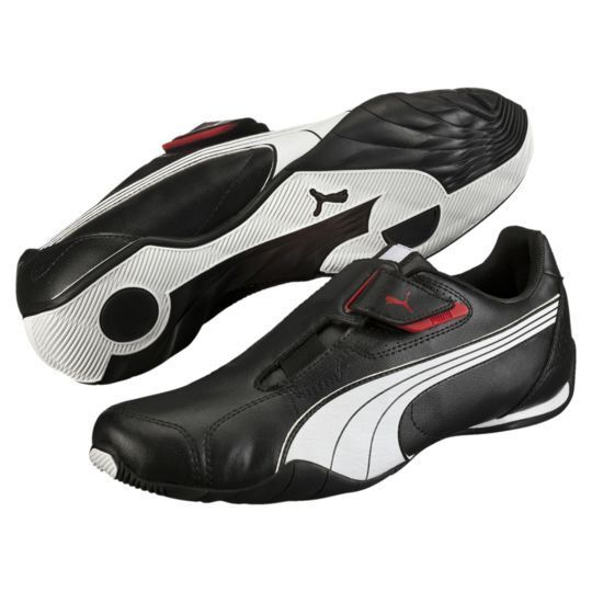 NIB Hombre Puma Redon alto Movimiento Zapatos  Negroblancode alto Redon riesgo Rojo 482443