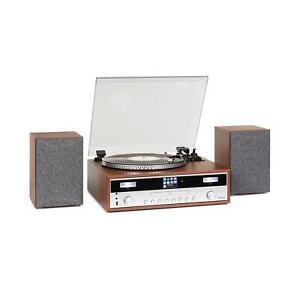 b ware plattenspieler hifi stereo system musik anlage dab internetradio usb ebay. Black Bedroom Furniture Sets. Home Design Ideas