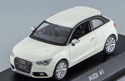 Audi A1 2011 white KYOSHO 03801AW 1//43