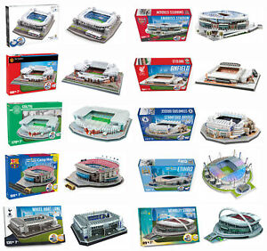 3D-Football-Stadium-Puzzle-Model-Jigsaw-Soccer-Tottenham-Juventus-Wembley-more
