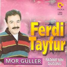 FERDI TAYFUR SERISI - MOR GÜLLER, FADIME NIN DÜGÜNÜ - CD ALBEN