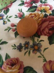 Longaberger-Small-Fruit-Basket-Quilted-Lid-Garden-Splendor