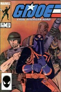 G-I-Joe-A-Real-American-Hero-23-7-0-Fine-Very-Fine-3-99-Unlimited-Shipping