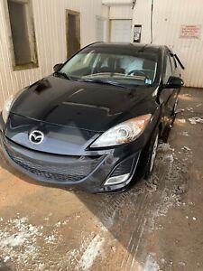 2011 Mazda MAZDASPEED 3 GX