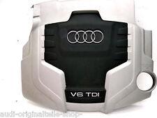 Audi A4 8 K A5 Q5 8R Copertura Tubo di aspirazione Copertura del motore