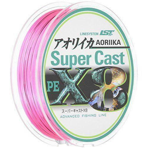 LINE SYSTEM EGGING Super Cast X8 150m Fishing LINE From JAPAN