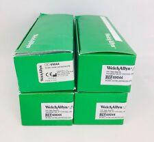 Welch Allyn 69044 Mac 4 Astm Laryngoscope Blade Lot Of 4 New