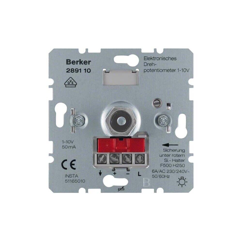 Berker 289110 1-10 V Drehpotenziometer mit Softrastung  | Treten Sie ein in die Welt der Spielzeuge und finden Sie eine Quelle des Glücks
