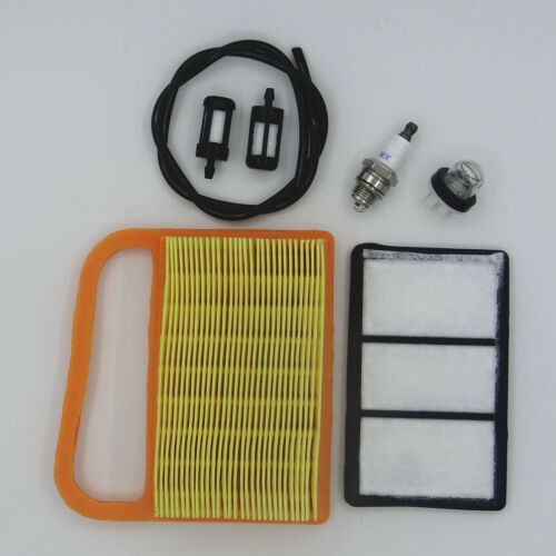 Air Filter with Primer Bulb Fuel for STIHL Concrete Cut Off Saw TS410 TS420