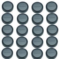20pcs Rear Lens Cap Cover for Fujifilm Fuji FX X Mount X-Pro 1 X-E1 X10 XF1 new