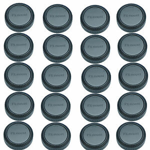 20pcs-Rear-Lens-Cap-Cover-for-Fujifilm-Fuji-FX-X-Mount-X-Pro-1-X-E1-X10-XF1-new