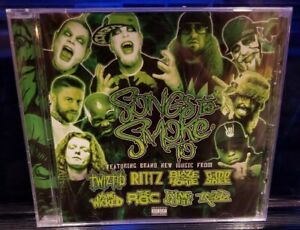 Twiztid - Songs to Smoke To CD SEALED blaze ya dead homie insane clown posse roc