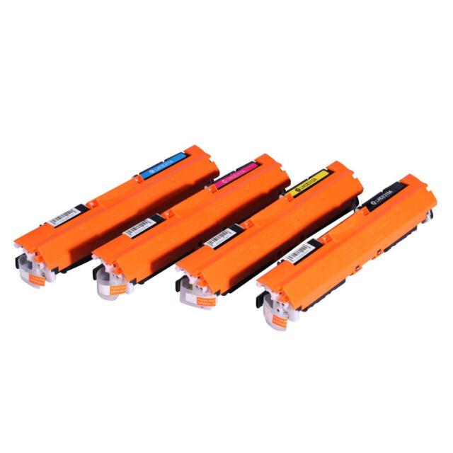 5x HP CE310A-CE313A Toner for Colour Laserjet CP1025,CP1025nw,MFP M175 126A
