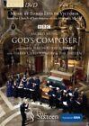 Sacred Music God S Composer The Sixteen 0828021610097 DVD Region 1