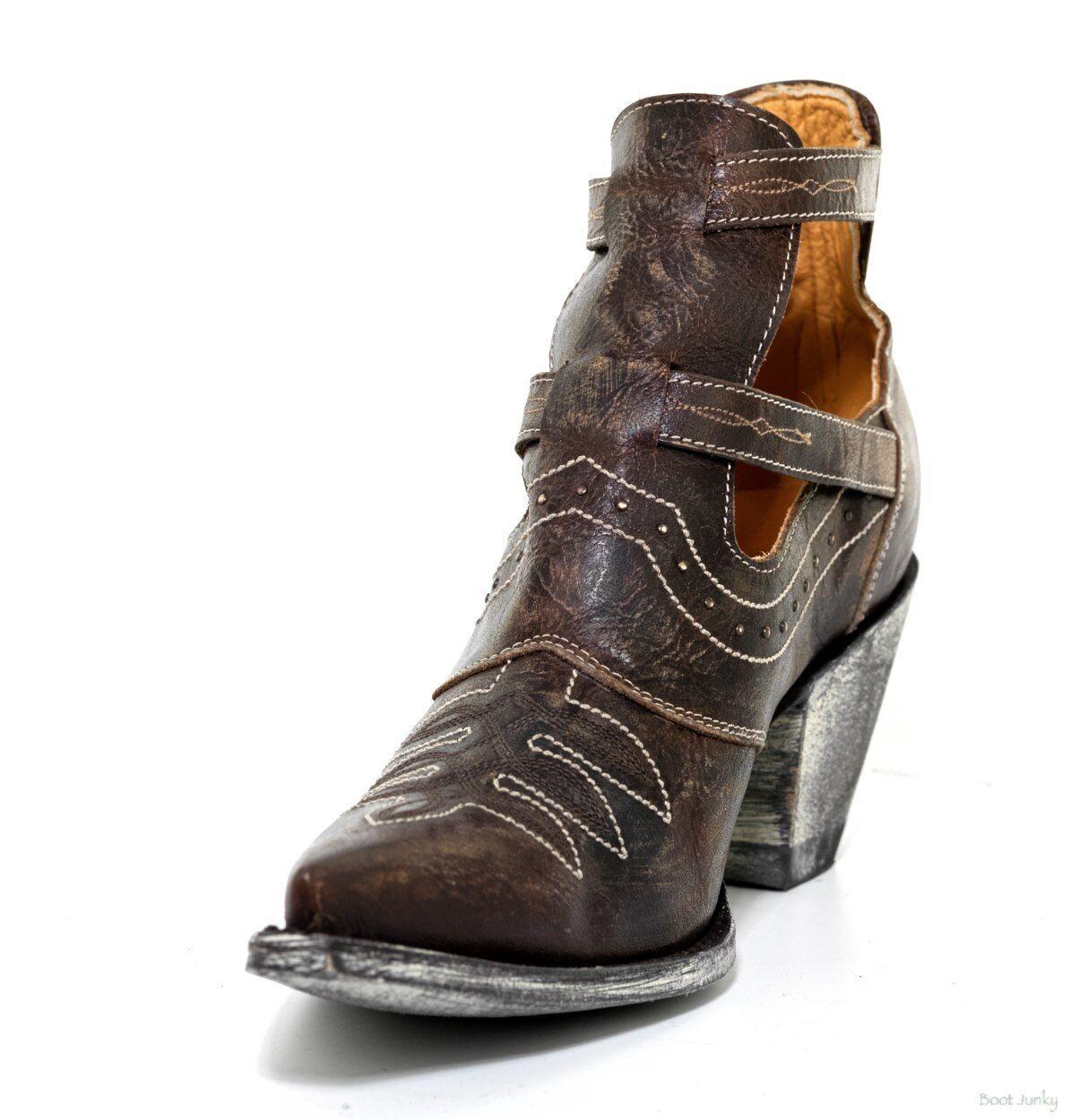 BL1892-2 OLD GRINGO JOY BRASS ANKLE chaussures bottes