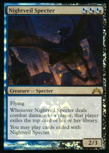 Nightveil Specter FOILNMBuy a Box PromoMagic MTG