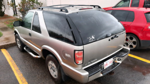 2005 Chevrolet Blazer Cloth