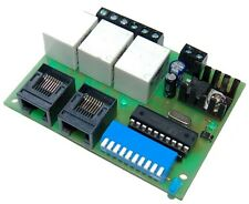 DMX relay pack module 3 CHANNEL / power switch 3x10A/240V