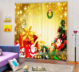 3d roja regalo 683 bloqueo foto cortina cortina de impresión sustancia cortinas de ventana