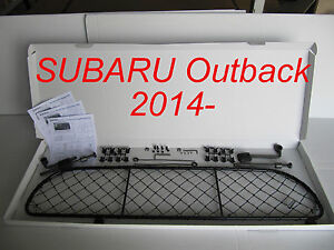Dog Guard Pet Barrier Net And Screen For Subaru Outback